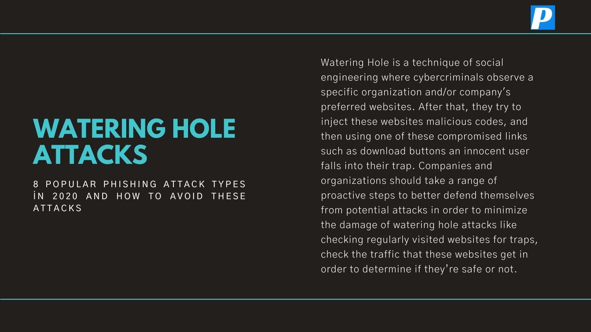 8 Popular Phishing Attack Types in 2020 3