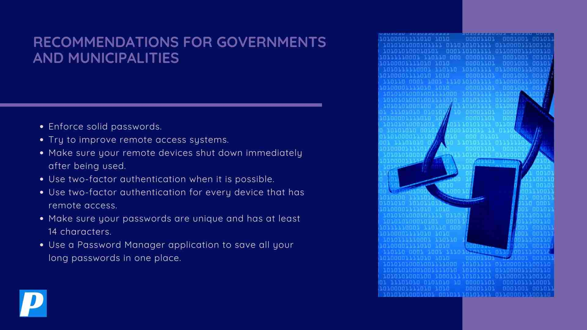 Cyberattacks towards local governments in 2020