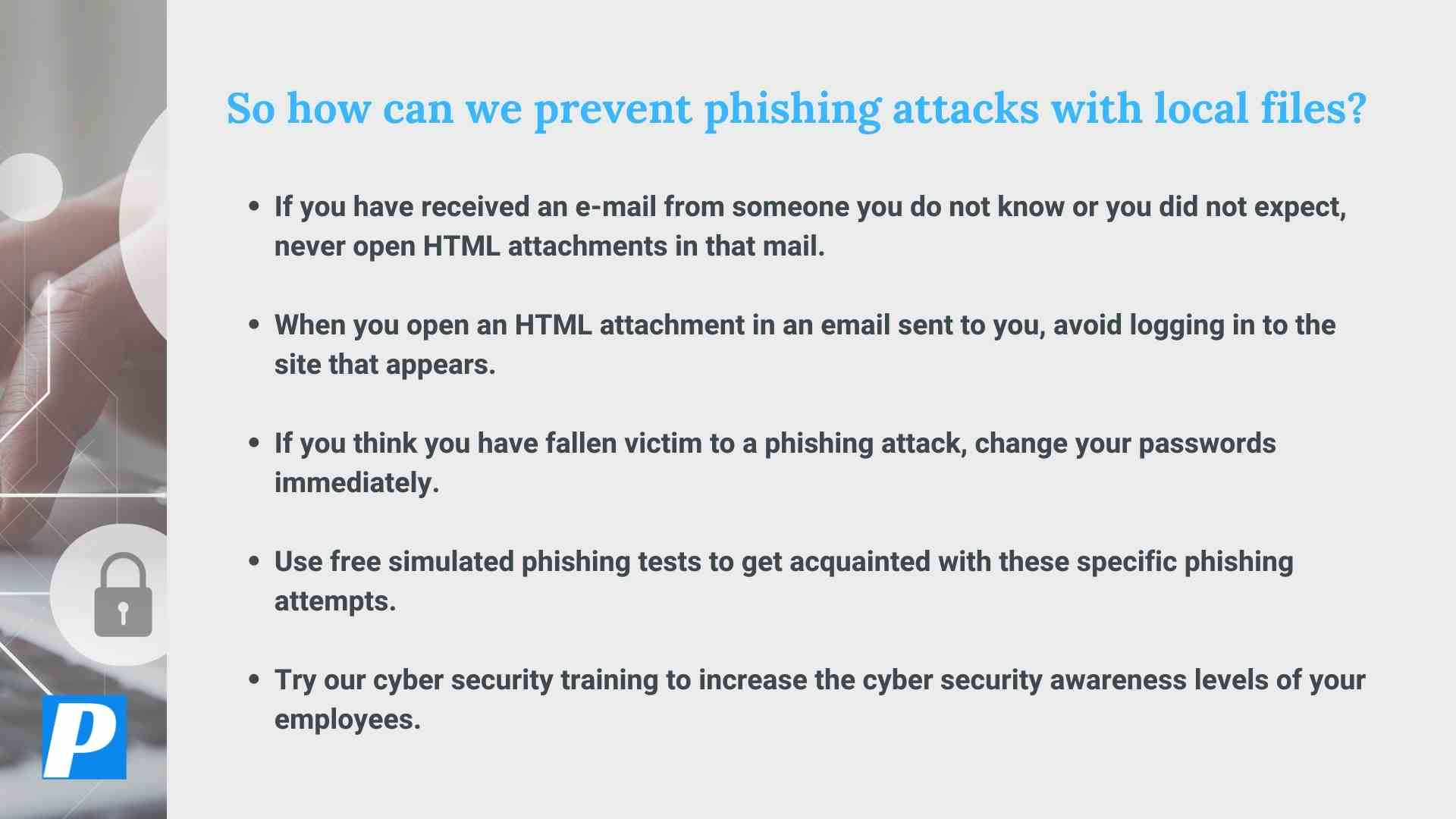Phishing Attacks Using Local Files