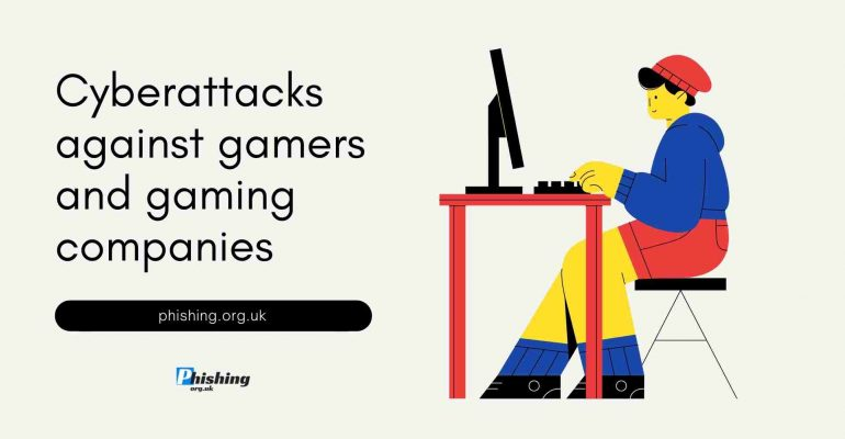 Recent attacks against the gaming industry in 2020