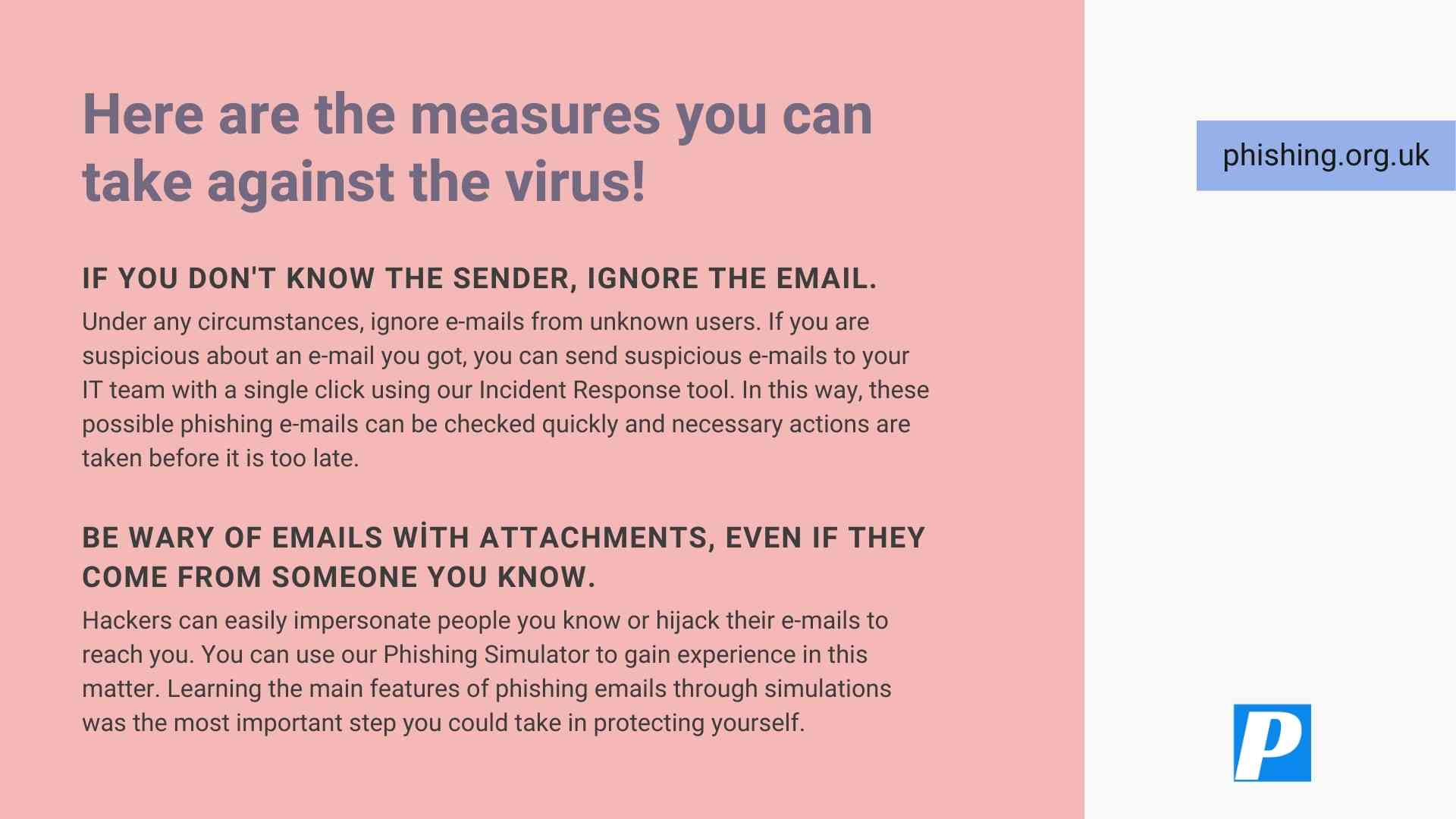 New virus that survives even when deleted