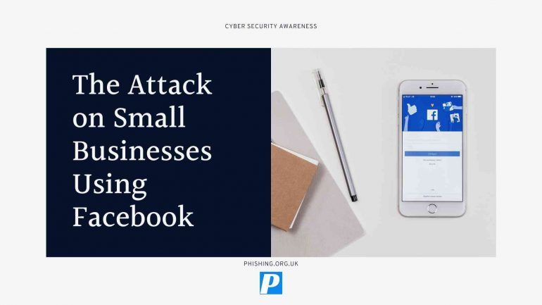 The Attack on Small Businesses Using Facebook