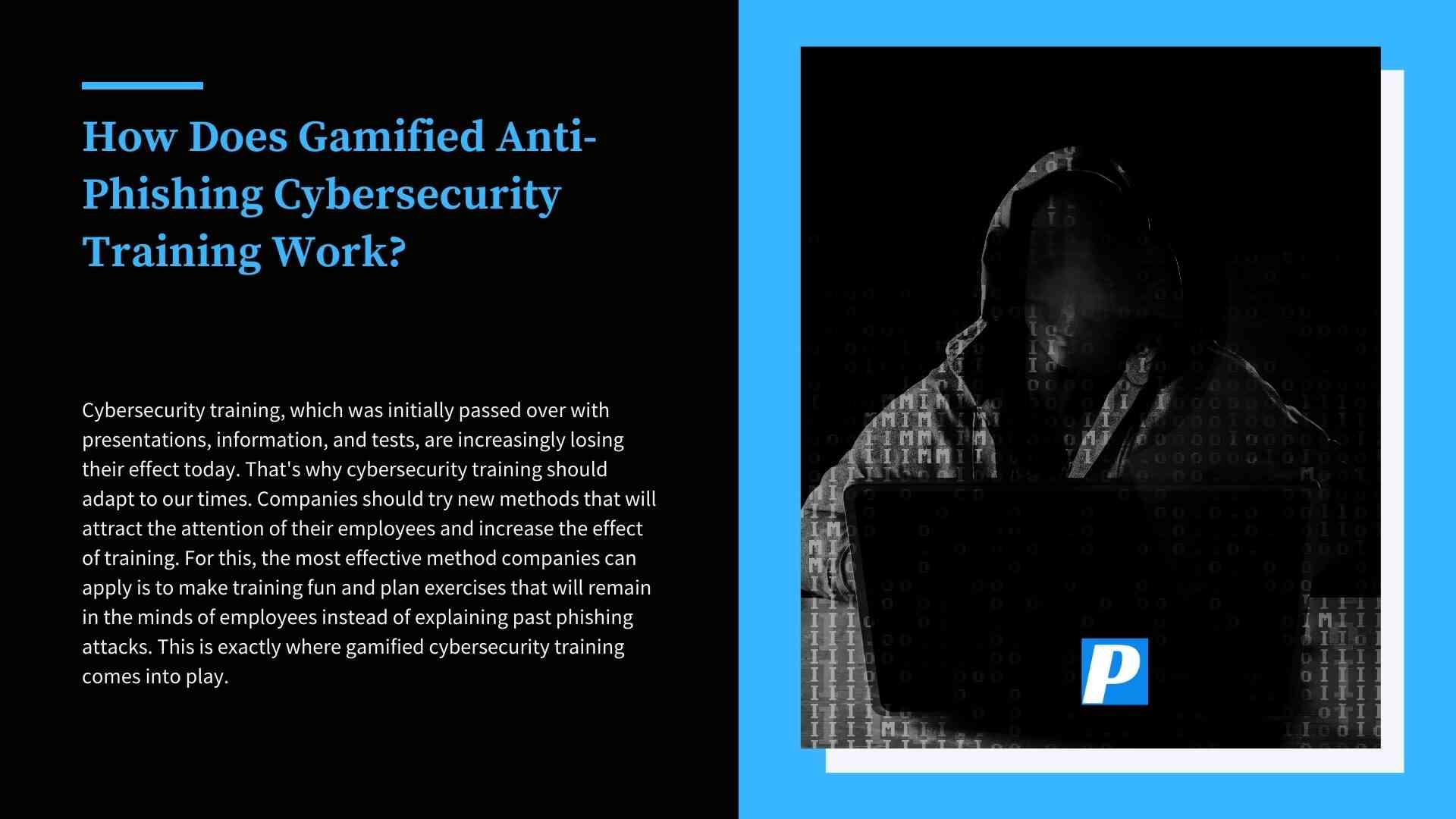 Gamified Anti-Phishing Cybersecurity Training