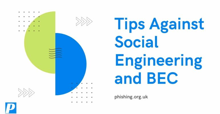 Tips Against Social Engineering and BEC