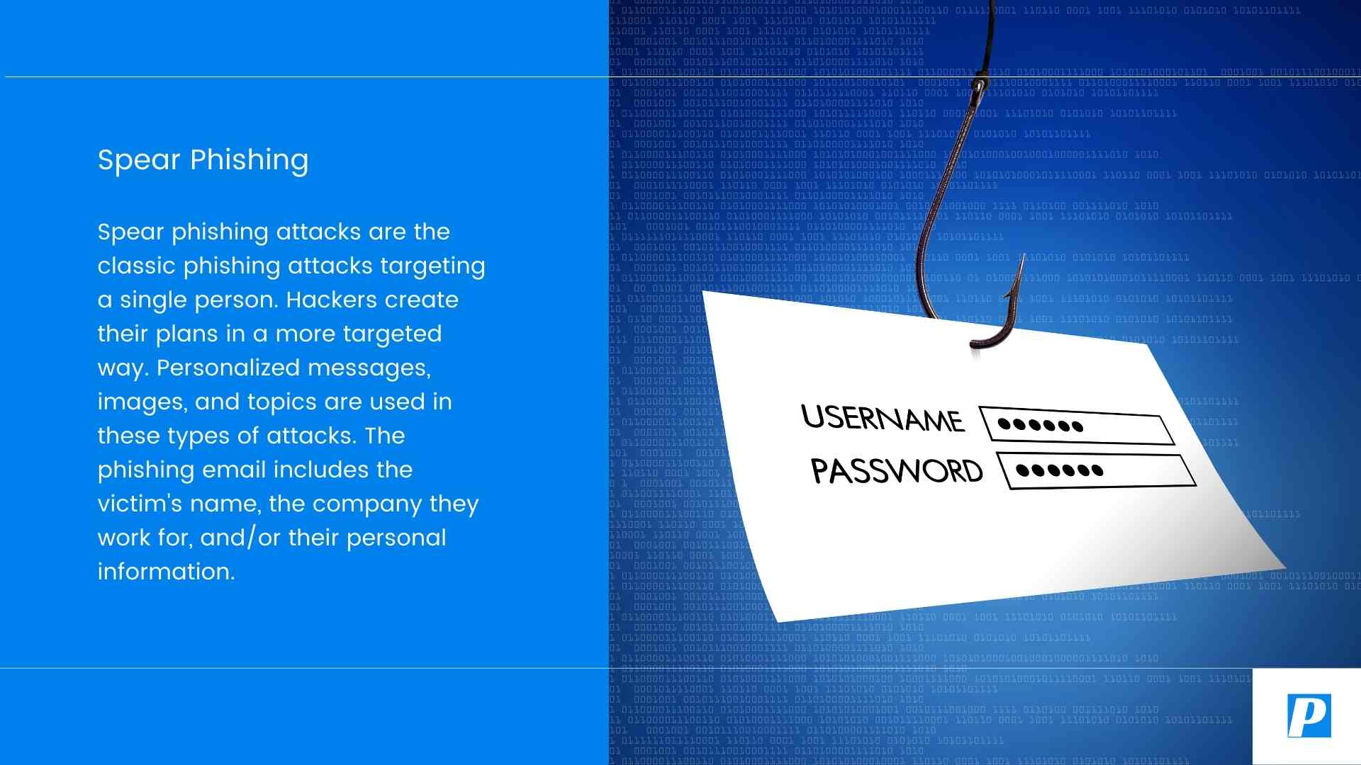 Most Important Phishing Types and Detection Methods