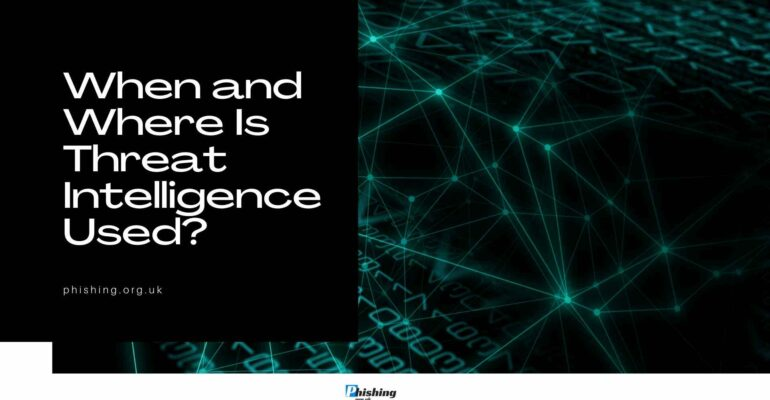 When and Where Is Threat Intelligence Used?