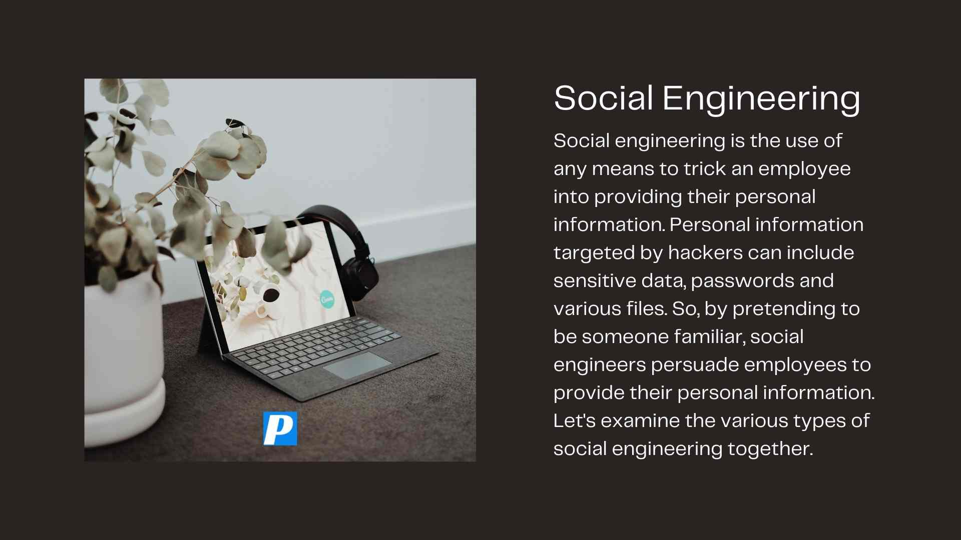 How to Train Your Employees Against Social Engineering